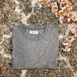 Madewell Basic Long Sleeve Shirt